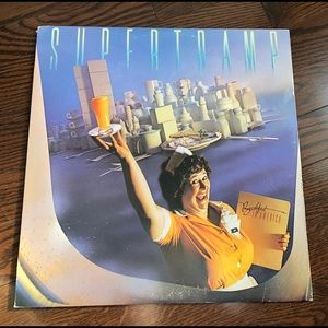 Supertramp Record Breakfast in America